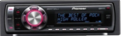 Автомагнитола Pioneer DEH-P4900IB MP3,2 RCA/SW-out,,Red, Aux,ПДУ, I-Pod,USB/BLUETOOTH
