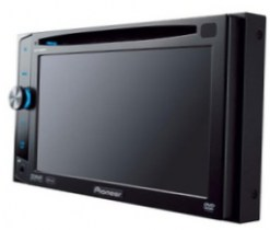 "Автомагнитола Pioneer AVH-P4000DVD 50wx4, 6,1"", Double-DIN,,DVD-Video / WMA / MP3/ПДУ"