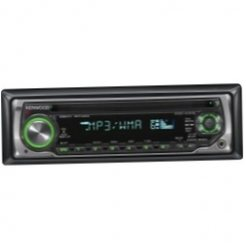 Kenwood KDC-W312GY Black-Gray/Green