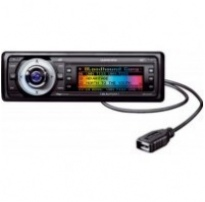 Автомагнитола CD/MP3 Blaupunkt Queens MP56