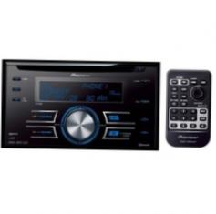 Автомагнитола Pioneer FH-P80BT Black/Blue