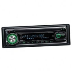 Автомагнитола Kenwood KDC-W4141GY Black/Green