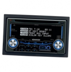 Автомагнитола Kenwood DPX-313Y Black/Blue