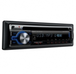 Автомагнитола Kenwood KDC-W4644UYB Black/Blue