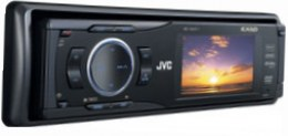 "Автомагнитола JVC KD-AVX11 50wx4,DVD/DiVX/MP3,2,7""-МОНИТОР,BLUETOOTH/I-POD ready,ПДУ"