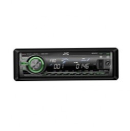 Автомагнитола JVC KD-G747EE Black/Green