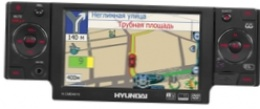 Hyundai H-CMD4015 Автомагнитола 1DIN DVD/CD/MP3/USB/SD/MMC/TV/GPS